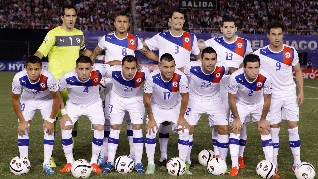 Chilean Soccer Team