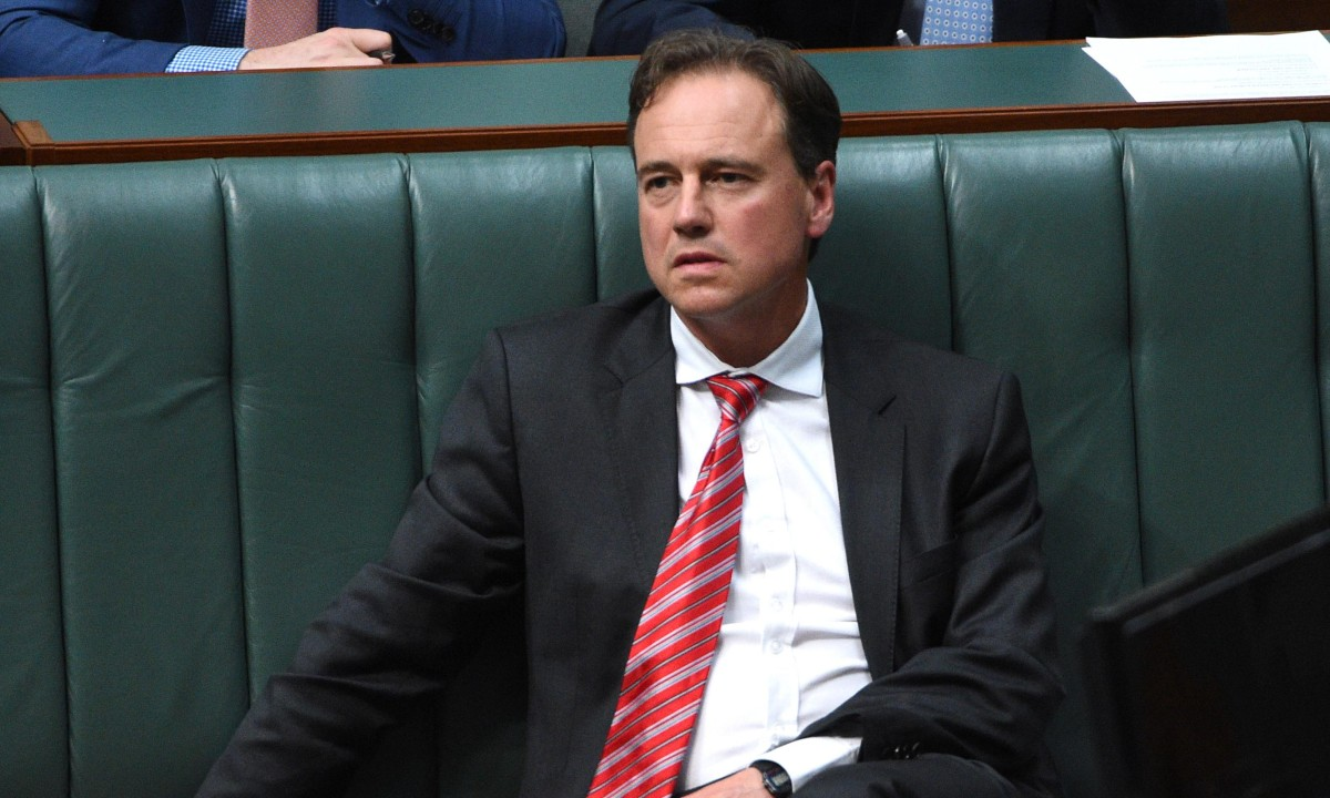 greg hunt thesis climate change