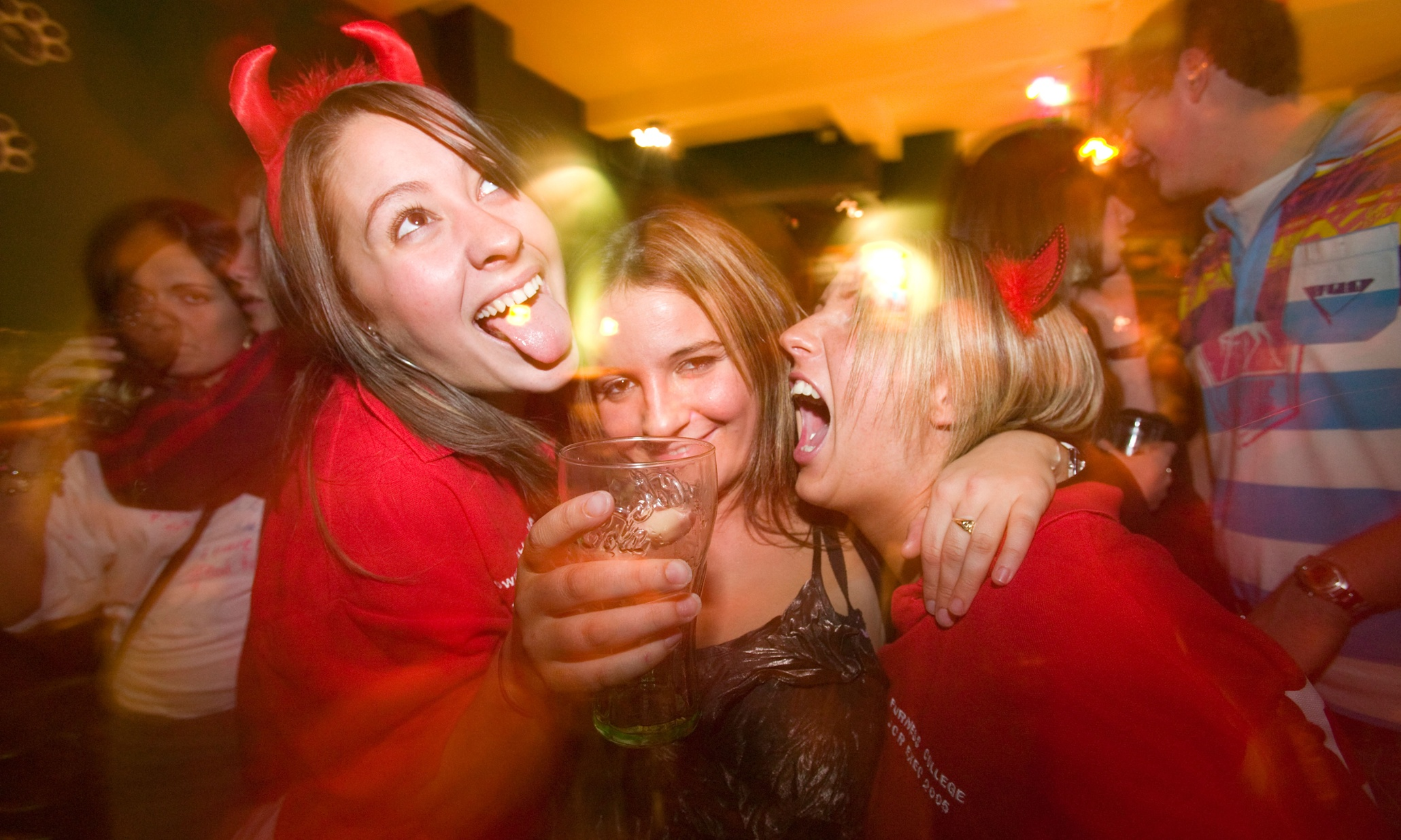 Пьяная и доступная 23 фотография