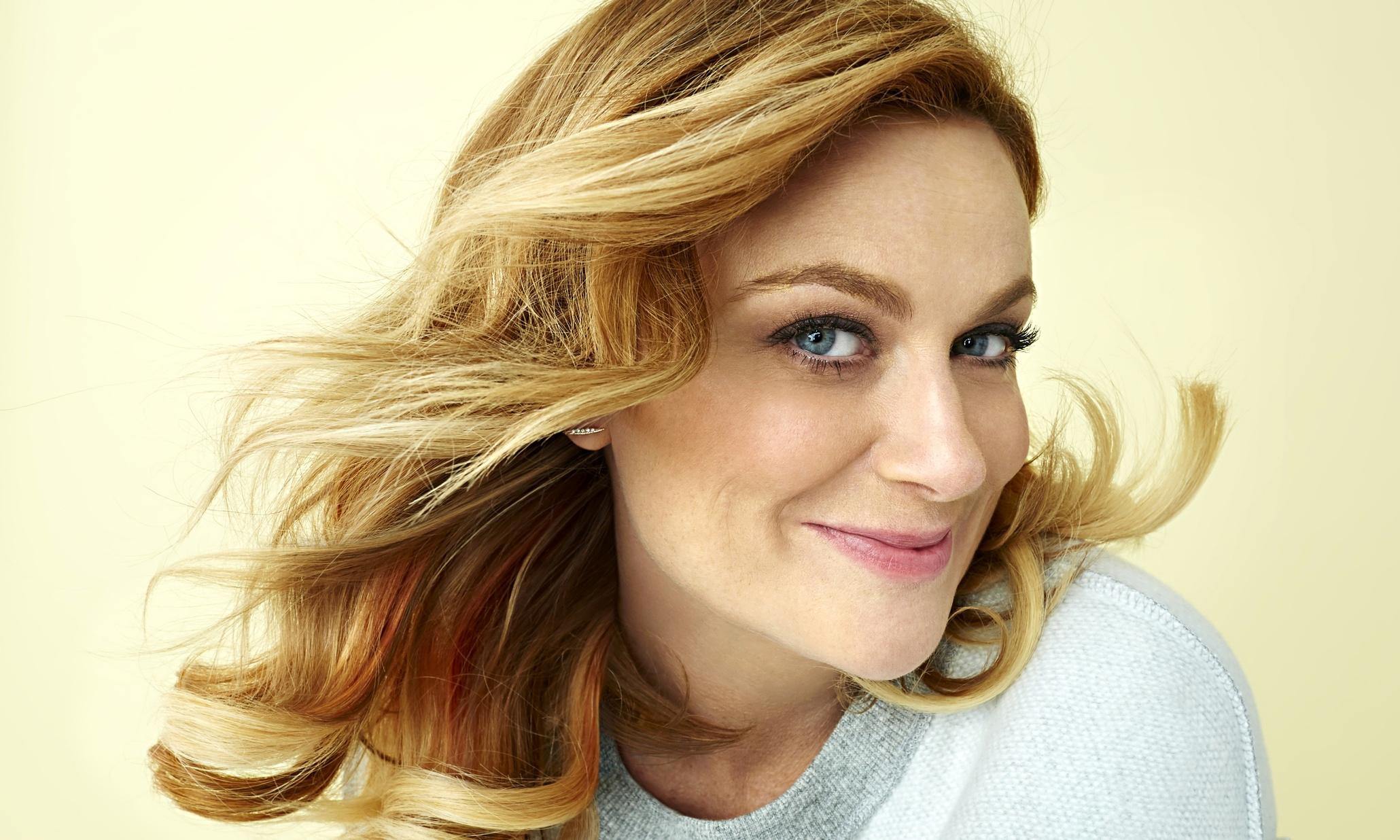 Amy poehler is totally awesome