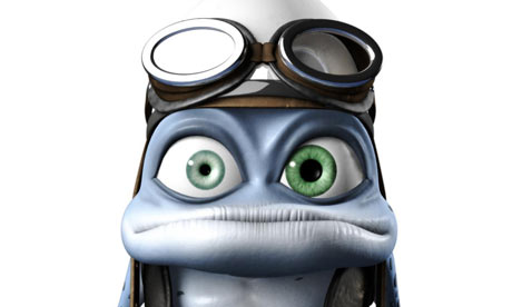 crazy frog song