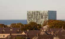 Thumbnail for Swirl power: Aberdeen' s new £57m university library - The Guardian