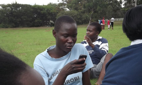 MDGs: how mobile phones can help achieve gender equality in education