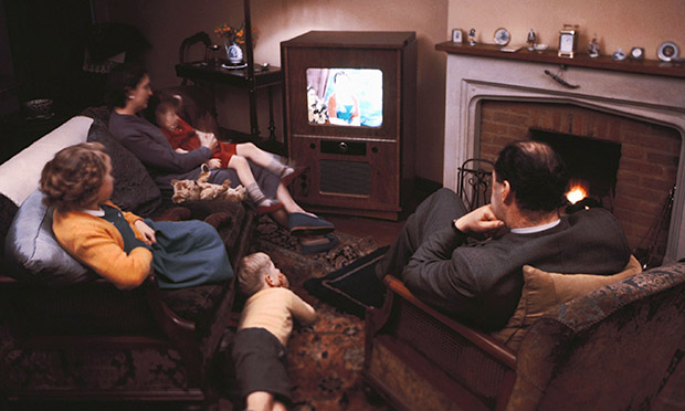TV once held our rapt attention