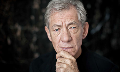 Ian McKellen earned a  million dollar salary, leaving the net worth at 55 million in 2017