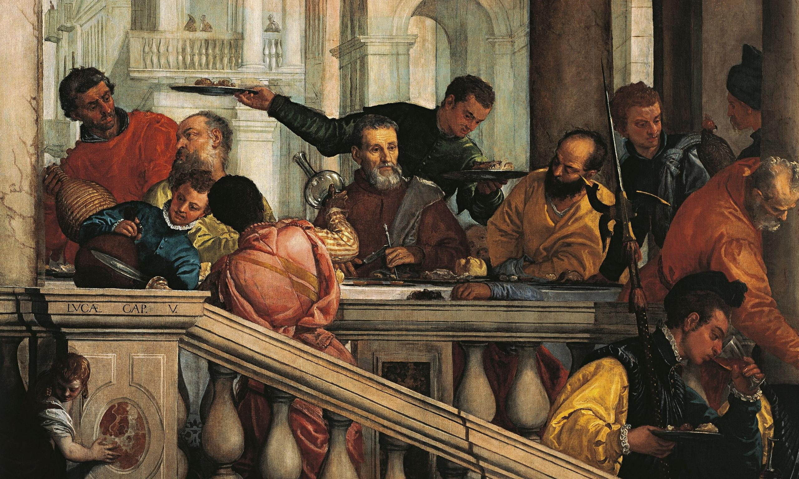 A jester at the last supper? How Veronese became his era's ...