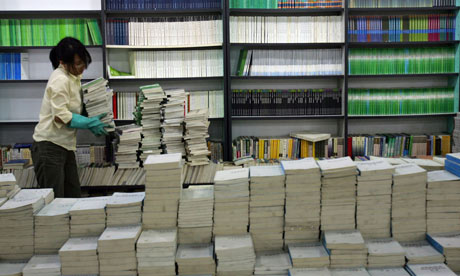 Finnegans Wake becomes a hit book in China