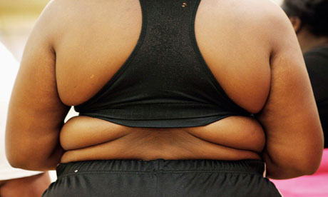 More than 1.3 billion people around the world are overweight or obese. Photograph: Finbarr O'Reilly/Reuters