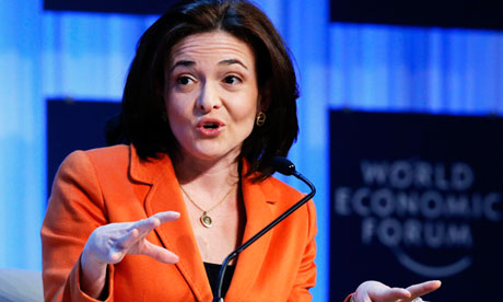 Lean In: Women, Work, and the Will to Lead by Sheryl Sandberg - review