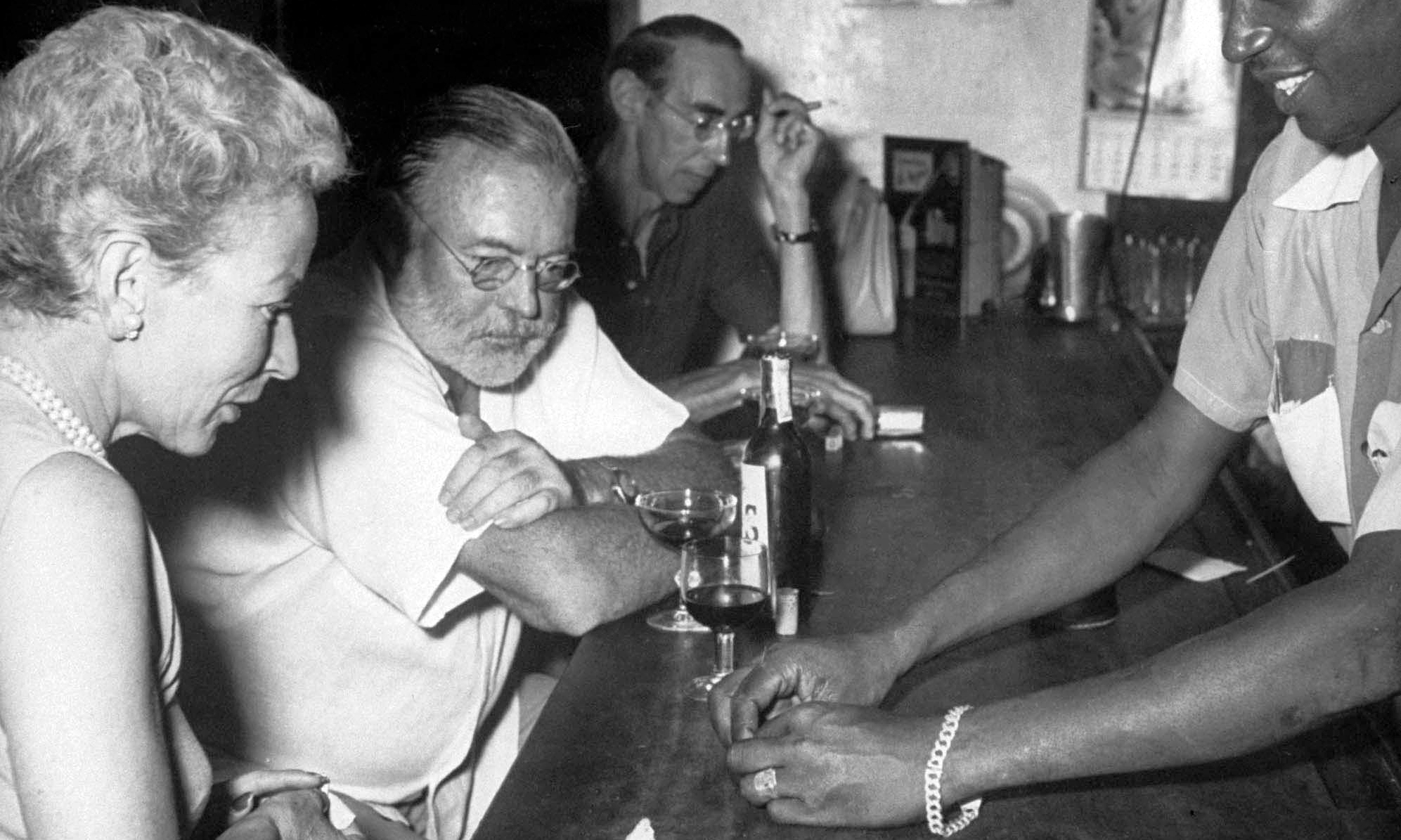 hemmingway author analysis The crucified matador – a study of ernest hemingway's major themes  secured by his next three books, the sun also rises, men without women and a.
