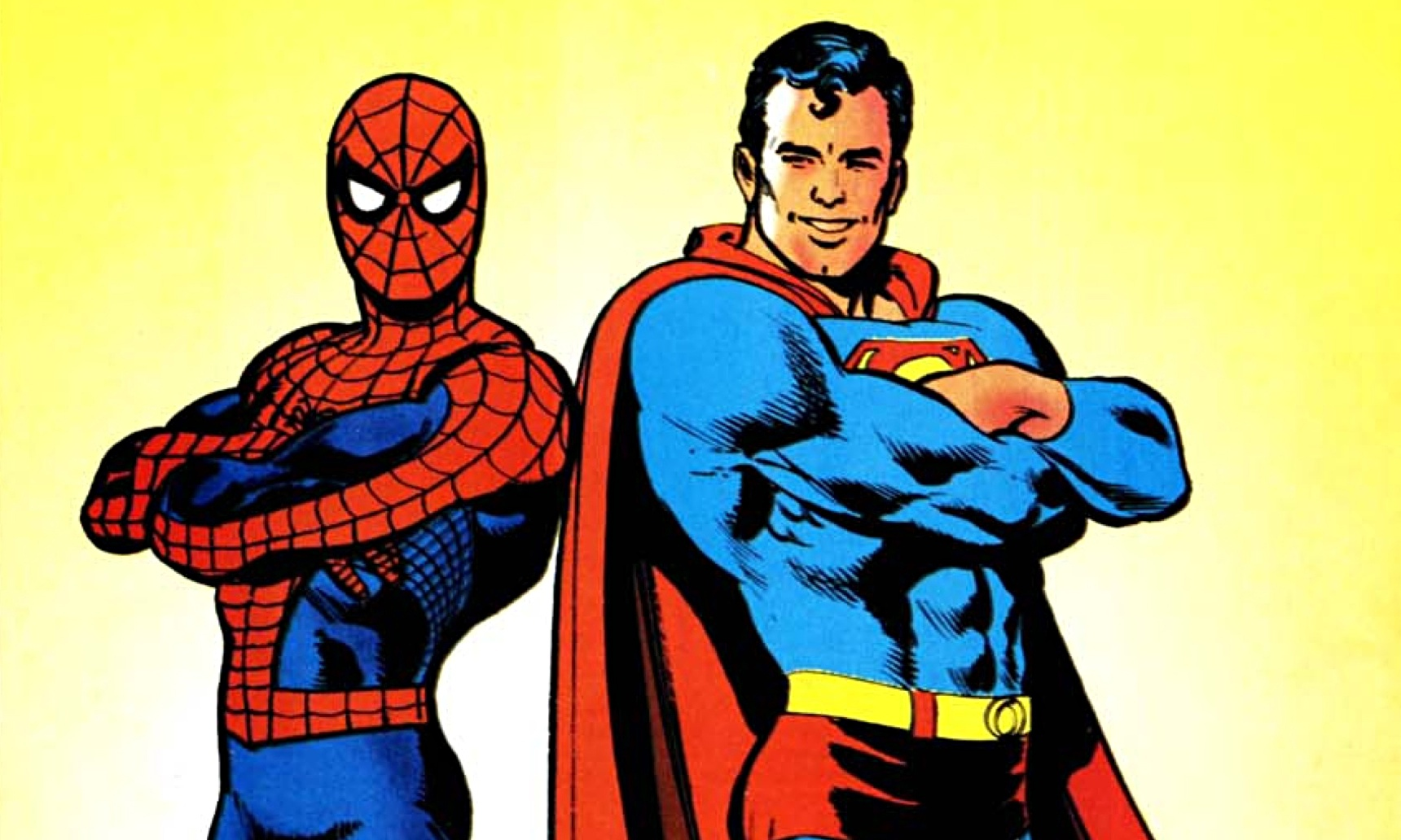 spider man superman - photo #2
