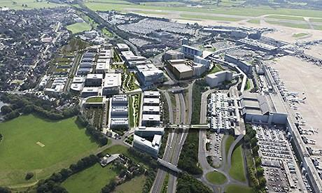 China to invest millions in Manchester airport development