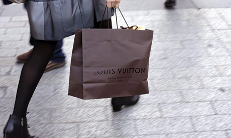 Louis Vuitton Shopping