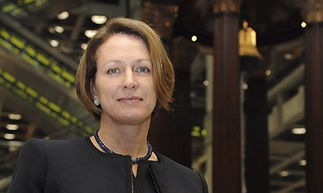 Lloyd's of London appoints first female chief executive in 325-year history