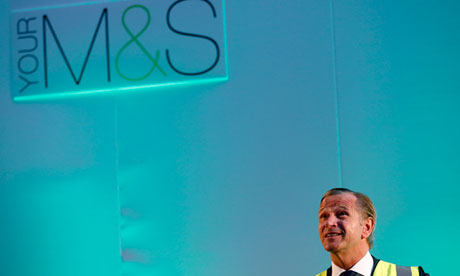 M&S boss under pressure amid race to upgrade supply chain