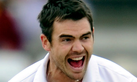 <b>James Anderson</b> is best swing bowler in the world, says Andrew Strauss <b>...</b> - James-Anderson-006