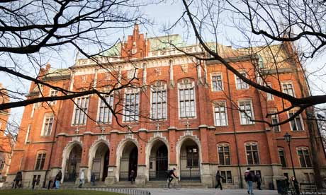 Poland: Europe's new university destination?