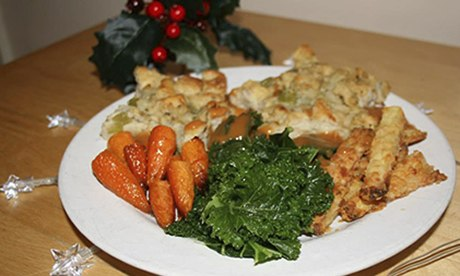 Student recipes: a meat-free university Christmas | VegeBody