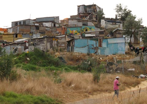 Ishack Upgrading Housing In South Africa Alex Duval