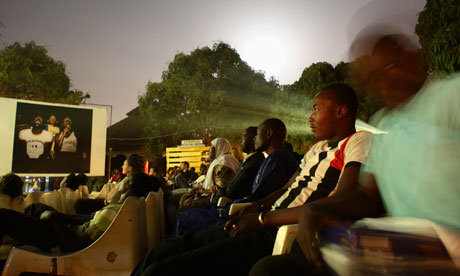 Burkina Faso stages Africa's film festival with a conscience