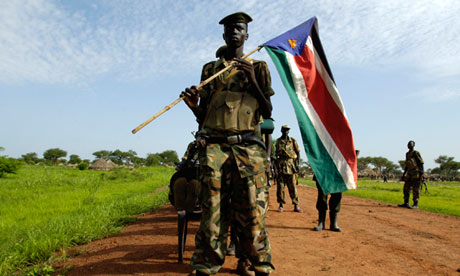 South Sudan's Red Army comes of age