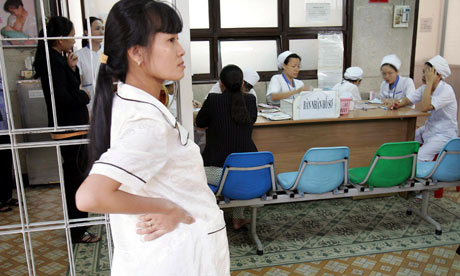 Agent Orange still stokes fear in Vietnam's pregnant women