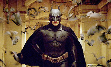 Road to Batman V Superman: Batman Begins 5