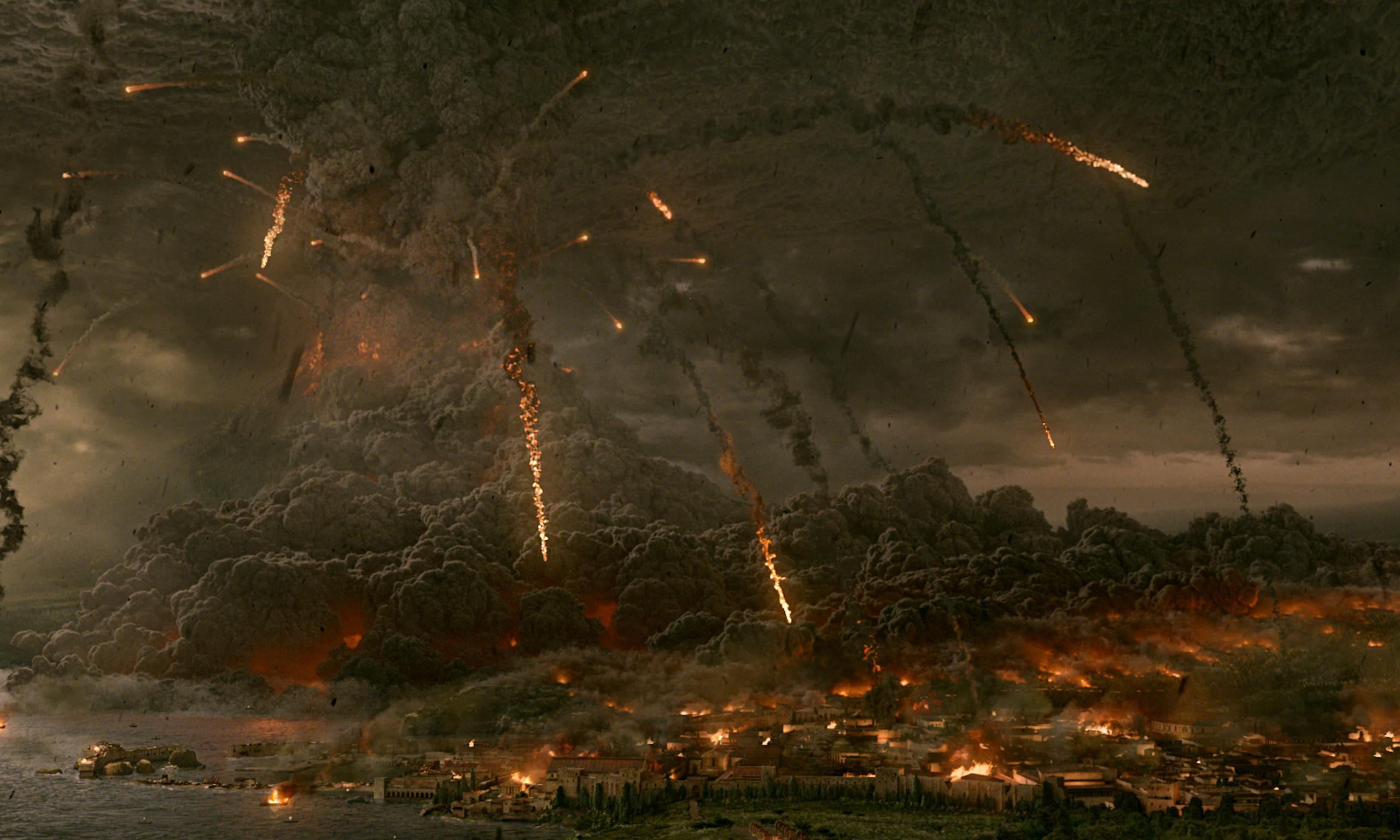 Pompeii Vulkan