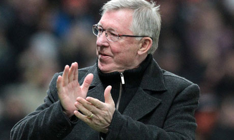 Manchester United legend Sir Alex Ferguson gives blueprint for success