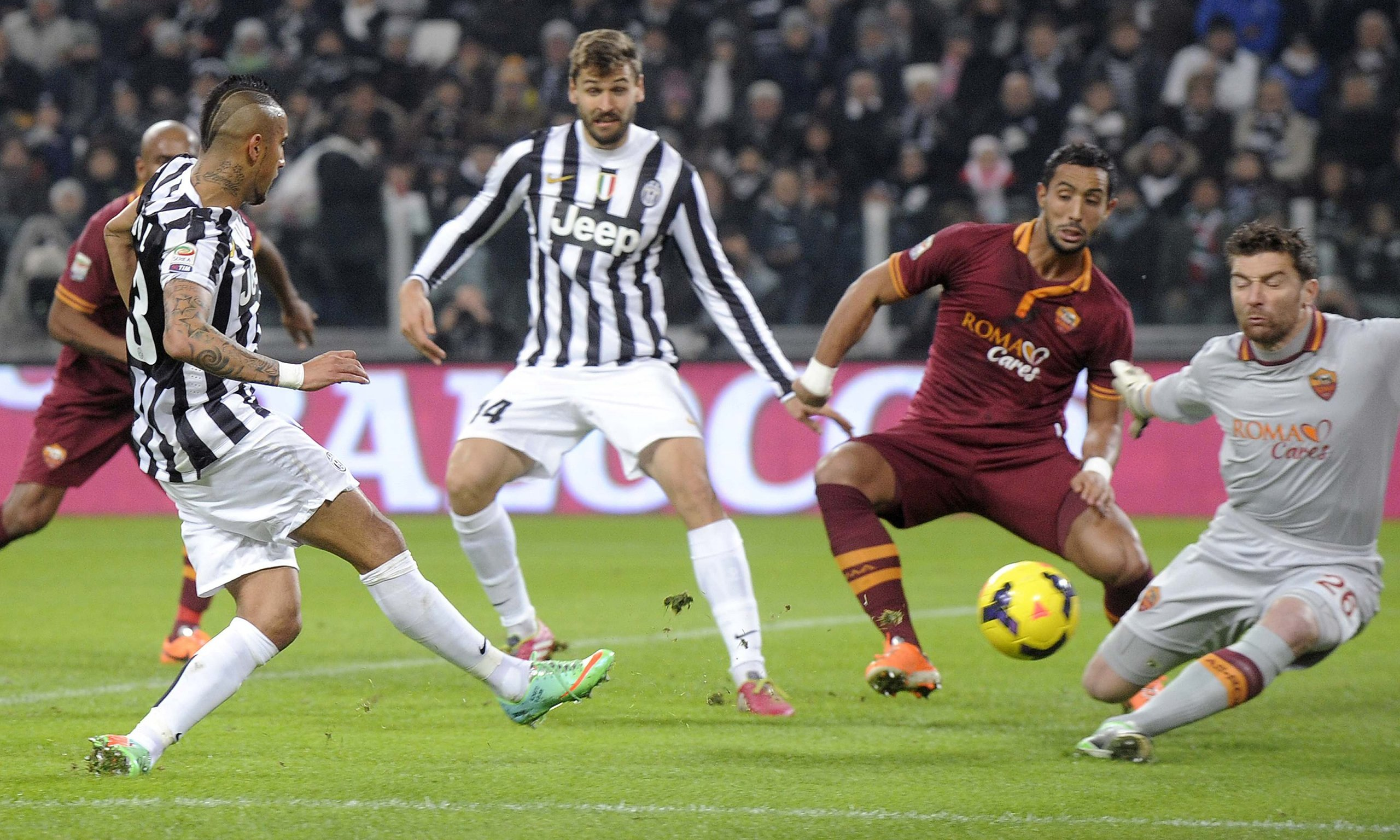 Pronostic Juventus – AS Roma 05.10.2014 thumbnail
