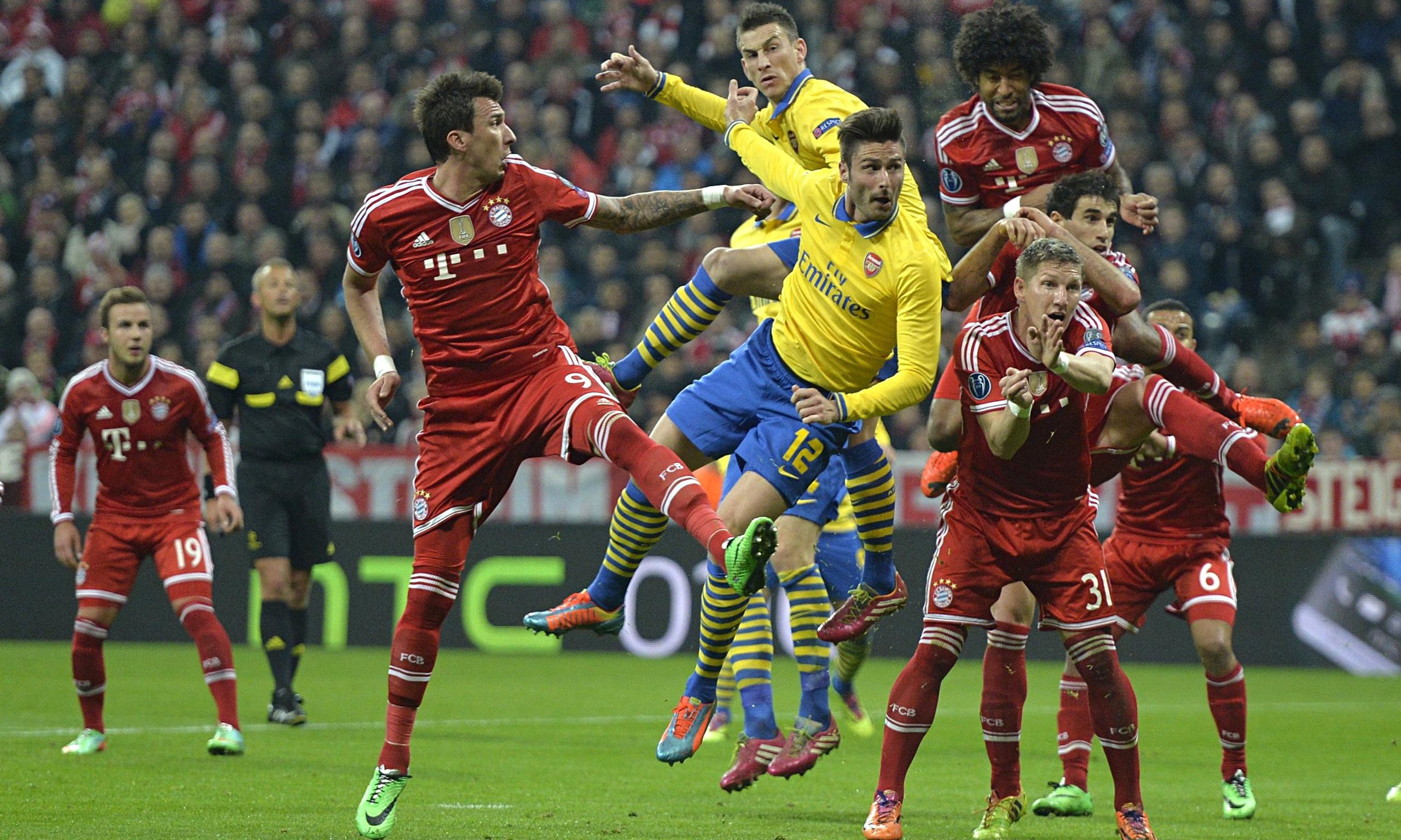 RГјckspiel Bayern Arsenal