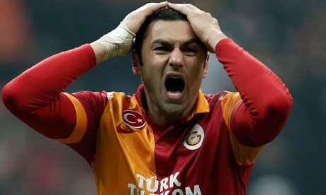 Football transfer rumours: Manchester United to sign Burak Yilmaz?