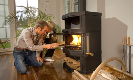 how to build a fireplace for a wood burning stove 2