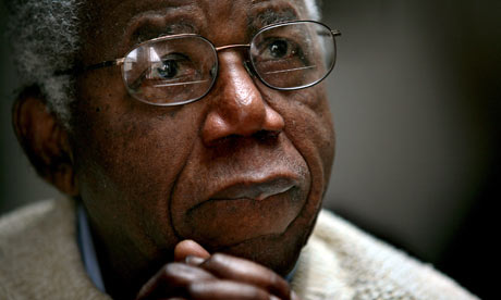 Chinua Achebe. Photograph: Craig Ruttle/AP