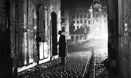 The Third Man, a celluloid masterpiece. Photograph: London Films