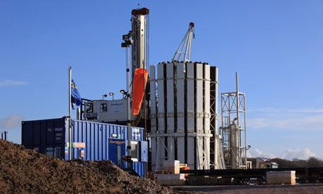 UK should use shale gas to cut emissions, report says