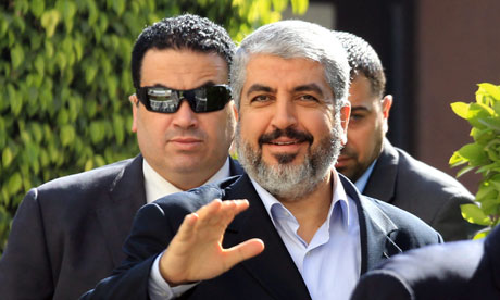 Hamas leader Khaled Meshaal to step down from his position ...