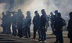 Thumbnail for Police use tear gas on Occupy Oakland protesters