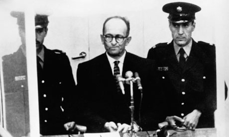 Germany can keep Eichmann records secret, court rules
