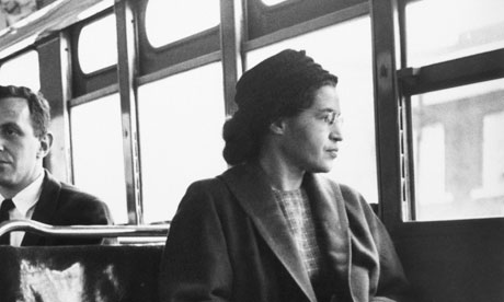 Rosa Parks: an introvert who changed the world. Photograph: Bettmann/Corbis