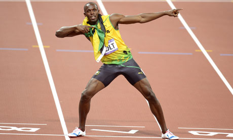 Usain Bolt's double gold: 'I'm now a legend. I am the ...