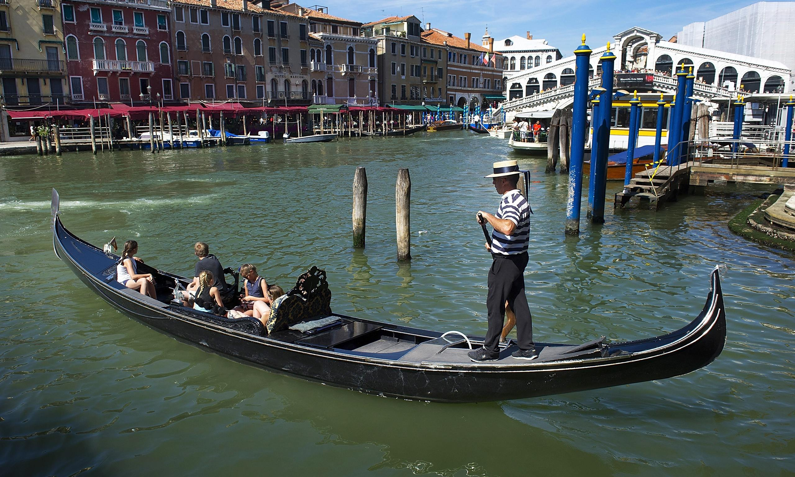 Venice In Reflective Mood Over Gondola Safety Changes