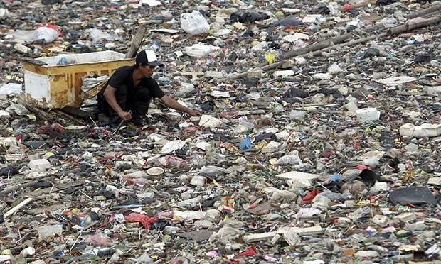 Mexico City Sewage Problems