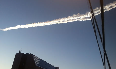 Thumbnail for Meteorite explosion over Chelyabinsk injures hundreds | World ...