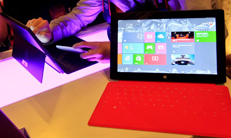 Microsoft Surface sales taking off slower than expected, sources say