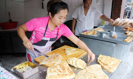 A vegetarian food tour in Shanghai