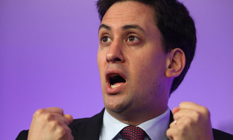 Ed Miliband: three higher education policy tips for you