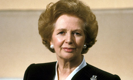 Who is Margaret Thatcher? Confusion reigns online