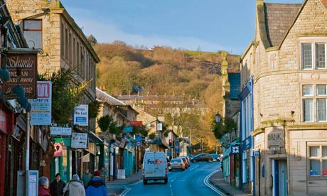 Let's move to Ramsbottom, Lancashire