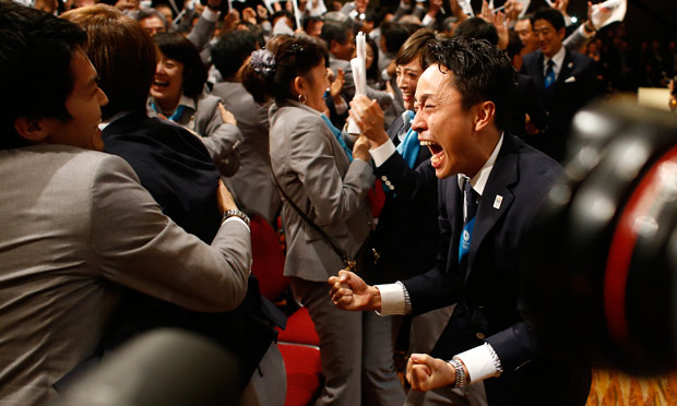 Tokyo wins race to host 2020 Olympic Games | World news | The Guardian